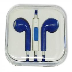 Apple EarPods with 3.5 mm Headphone Plug (blue collar)