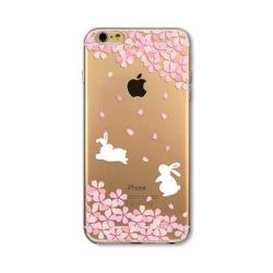 Králíci jaro obal iPhone 6