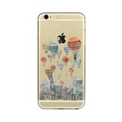 Letící balóny obal iPhone 6