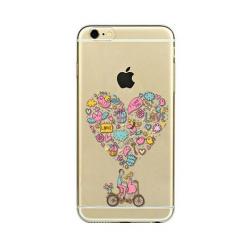 Milenci na kole obal iPhone 6
