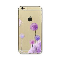 Pampelišky obal iPhone 6